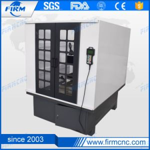 FM6060 CNC Mold Machine CNC Shoes Molds Making Machine pictures & photos
