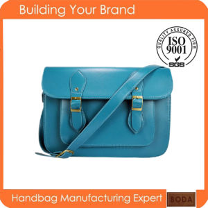 Fashion PU Designer Mini School Satchel Bags pictures & photos