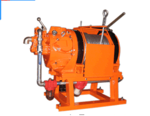 Air Winch/Pneumatic Winch/Lifting Winch Equipments Xjfh-3/35, Xjfh-5/35 (3Ton and 5Ton) for Lifting Used in Oilfield and Mining pictures & photos