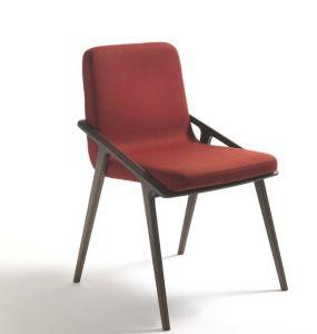 Modern Hotel Restaurant Dining Furniture Wooden Dining Chair (RH129)
