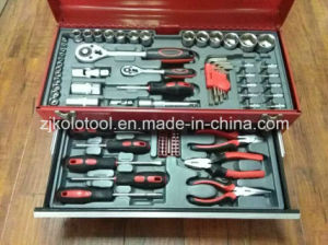 Factory Cheap Price Red Hand Tool Box pictures & photos