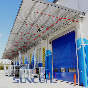 High Quality Automatic Door High Speed Folding Door Auto Door pictures & photos