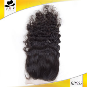 Hair Closures in 3.5X4 Brazilian Lace Closure pictures & photos