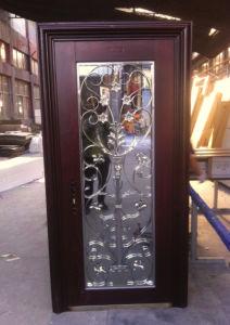 New Design Glass Steel Door pictures & photos
