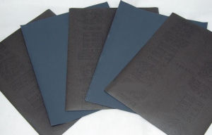 Imported High-Quality Matte Paper Cw-3000 Ultra-Fine Sandpaper Polished Dedicated