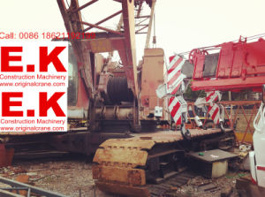 210ton Used Original Manitowoc Crawler Crane Construction Machinery (4100W) pictures & photos