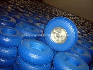 Hand Truck Wheel PU Foam pictures & photos