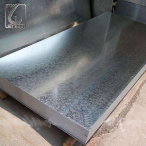 SGCC Z60 Galvanized Steel Sheet for Build Sheet pictures & photos