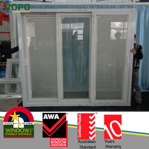 Commercial Automatic Sliding Glass Doors with Plastic Frame pictures & photos