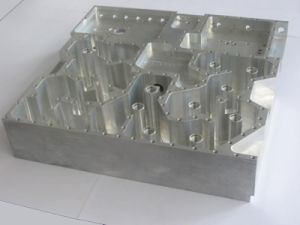 Custom CNC Machined Parts China Manufacturer