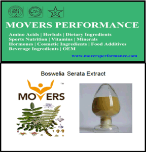 High Quality Plant Extract: Boswellin Serata Extract pictures & photos