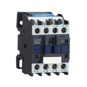 LC1-D AC Contactor (CJX2) Ce Approval Contactor pictures & photos