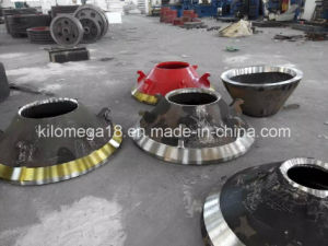 High Quality Mantle and Concave for Cone Crusher pictures & photos