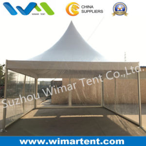 5X5m Canopy Tent with Clear Sidewall and Lining pictures & photos