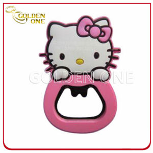 Popular Best Selling Gift Soft PVC Bottle Opener pictures & photos