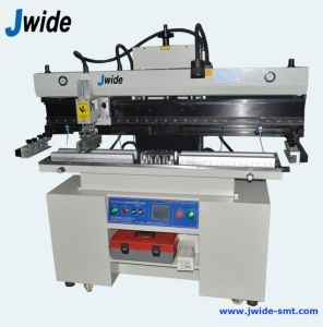 Semi Automatic SMT Stencil Printing Machine for PCBA pictures & photos
