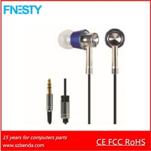 2016 New Metal Shell High Quality Earbuds