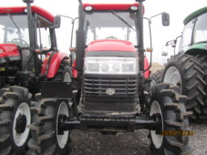100HP 110HP 4WD Farm Mini Tractor with Yto Engine pictures & photos