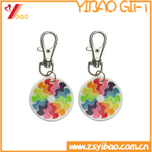 Colourful Design PVC Keychain for Promotional Gift pictures & photos