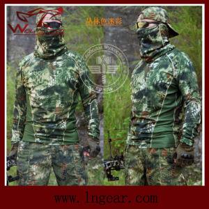 Tactical Kryptek Quick Dry Outdoor Sport Long Sleeve T-Shirt pictures & photos