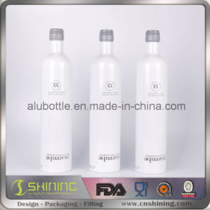 Unique Empty Aluminum Beer Wine Bottles pictures & photos
