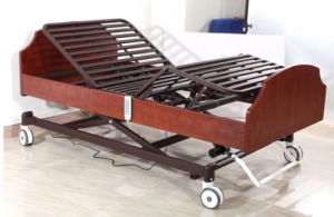 Three Functions Electric Home Care Bed pictures & photos