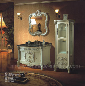 Luxury European Style Bathroom Cabinet (YJ-602) pictures & photos