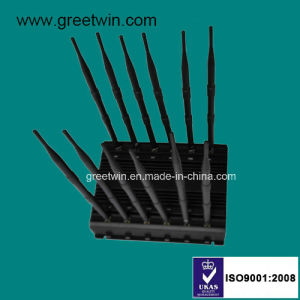 WiFi Jamer /Remote Control Jammer/2g 3G 4G Blocker (GW-JA12) pictures & photos