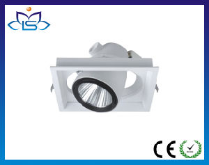 CE COB 20W Square Housing Ceiling Downlight LED