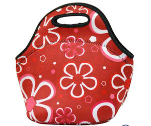 Hot Selling Neoprene Picnic Bag Lunch Handbag Tote Bag Customerized
