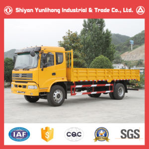 Sitom 4X2 China 10 Ton Flat Truck for Sale pictures & photos