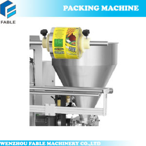 Tomato Sauce Pouch Packing Machine (FB-100L) pictures & photos