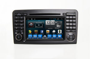 Android Car DVD for Benz Ml Class Bnez X164 (2005-2012) pictures & photos