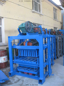 Zcjk Qtj4-40 Small Hollow Brick Cement Blocks Making Machine pictures & photos