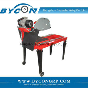 DTS-500 Professional China Supplier Marble Cutter Balsa Blocks Cutting Machine pictures & photos