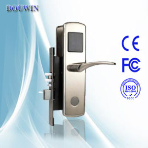 Electronic MIFARE Smart Card Hotel Key Card Lock pictures & photos