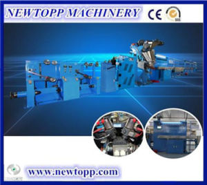 Extruding Machine for Physical Foaming Coaxial Cable Data Cable pictures & photos