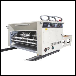 Flexo Carton Printing Slotting Die Cutting Machine pictures & photos