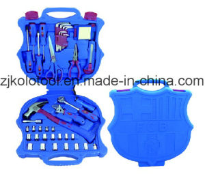 41PC Portable Household Hand Tool Kit, Lady Toolkit pictures & photos