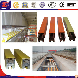 Single Polar Crane Conductor Bar System Copper Aluminum Conductor Rail pictures & photos