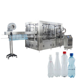 Automatic Carbonated Beverage Bottle Filling Machine (JND-60-50-15D) pictures & photos