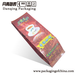 Logo Gravure Printing Aluminum Foil Coffee Bag with Valve pictures & photos
