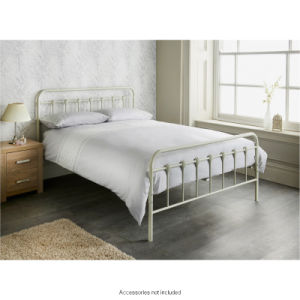 Rent Metal Bed 4′6′′ pictures & photos