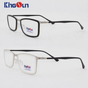 Tr90 Mix Metal Frame with Tr90 Templs Optical pictures & photos