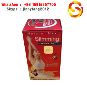 Effective Natural Max Slimming Advanced Capsule pictures & photos