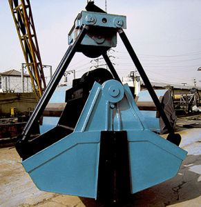 Wireless Remote Control Dredging Grab for Sell pictures & photos