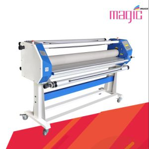 Automatic Single Side Hot and Cold Laminating Machine (MC-1700A) pictures & photos