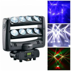 LED Spider Light 4 in 1 LED Spider DMX Beam Spider Light pictures & photos