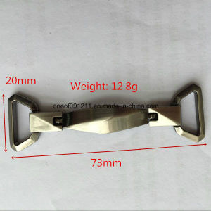 Europe Quality Leather Shoe Buckle Ornament pictures & photos