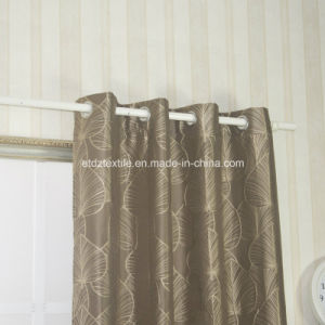 2016 Top Grade Modern Pattern Polyester Yarn Dyed Window Curtain Fabric pictures & photos